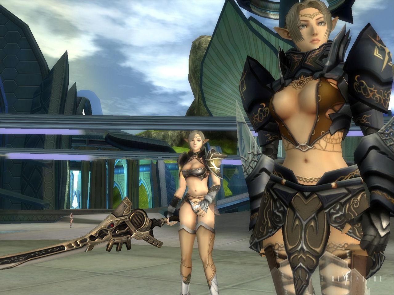 Rf online nude erotic pic